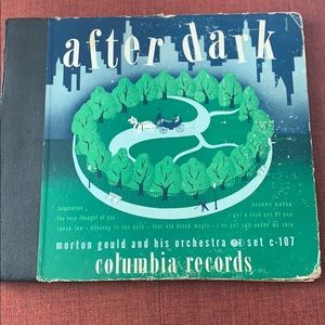 After dark records set C-107